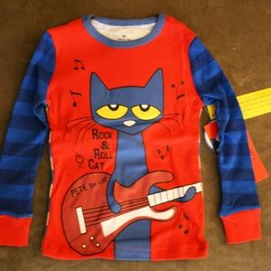 Other - Pete The Cat 2-pc. Rock & Roll Pajama Set 3T